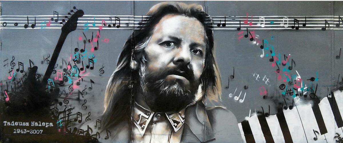 Street art Arkadiusz Andrejkow Rzeszów 2016