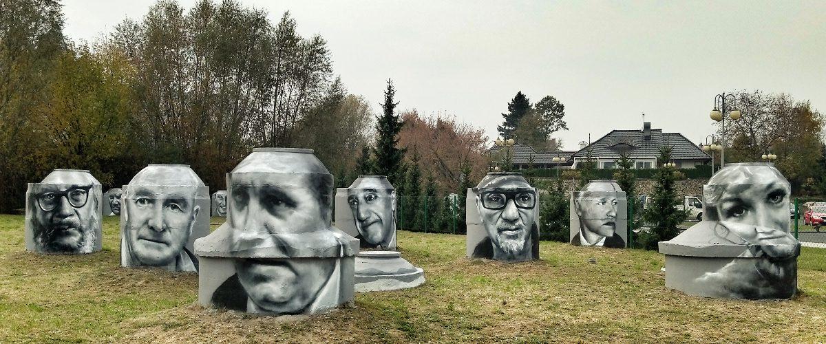 Street art Arkadiusz Andrejkow Rzeszów1 2018